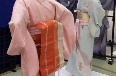 今週のレッスン風景をお届け‼️ 神戸六甲のお手軽着付け教室です✨